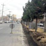 پیادهروسازی حد فاصل میدان امامحسین( ع ) تا چهارراه لاله