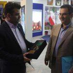 عنوان« برتر» هشتمین نمایشگاه شهر ایده آل به شهرداری تبریز رسید