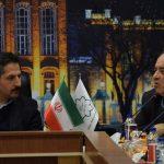 پیگیری همکاریهای شهرداری تبریز و بانک شهر در حوزههای عمران، حملونقلو خدمات عمومی