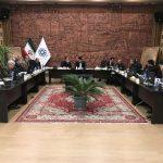 جلسه مشترک کمیسیون برنامه و بودجه و کمیسیون معماری و شهرسازی برگزار شد