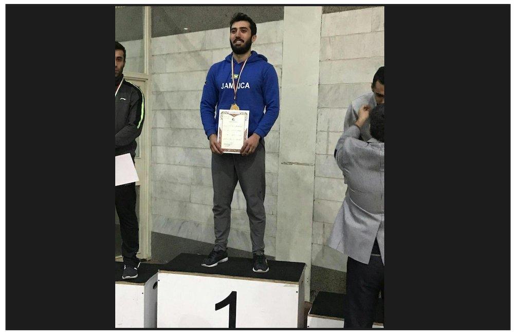 سجاد هاشمی سه مدال طلا کسب کرد