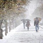 اجرای عملیات زمستانی، با حضور موثر تجهیزات خدمات شهری