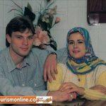 سرمربی جدید تراختور به خاطر حجاب زنش تهدید شده بود/عکس