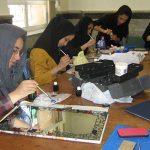 کارگاه آموزشی آشنایی با اصول بازاریابی و کسب و کارهای خانگی برگزار شد