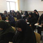 برگزاری دوره سوادآموزی به همت شهرداری منطقه ۱ در فرهنگسرای بهشتی