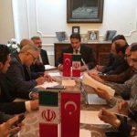 کنفرانس آژانسهای گردشگری ترکیه و اروپا در شهر تبریز