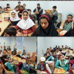 اجرای برنامههای مختلف فرهنگی در بوستان قرآن و فرهنگسرای کوثر لاله
