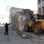 عملیات تملک، تخریب و بازگشائی املاک «۱۸متری شهید طاهری» آغاز شد