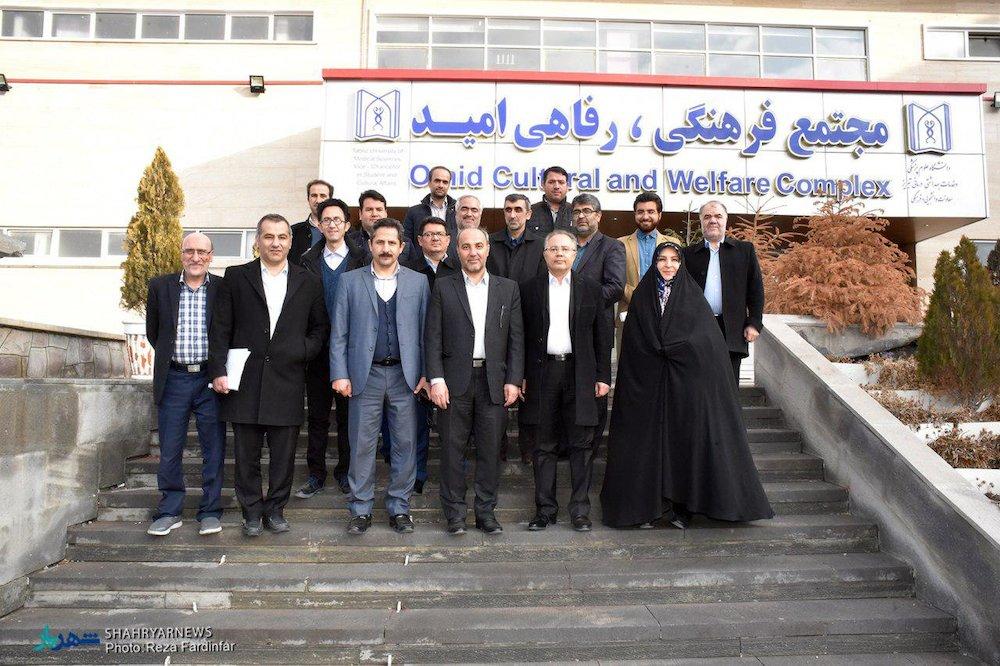 جایگاه استانی و کشوری دانشگاه علوم پزشکی تبریز شاهد ارتقاء چشمگیری بوده است