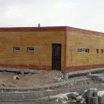 احداث سرویس بهداشتی آرمستان وادی رحمت، در مراحل پایانی است