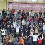 والیبال شهرداری تبریز – بانک سرمایه؛ ساعت ۱۷ امروز برگزار می شود