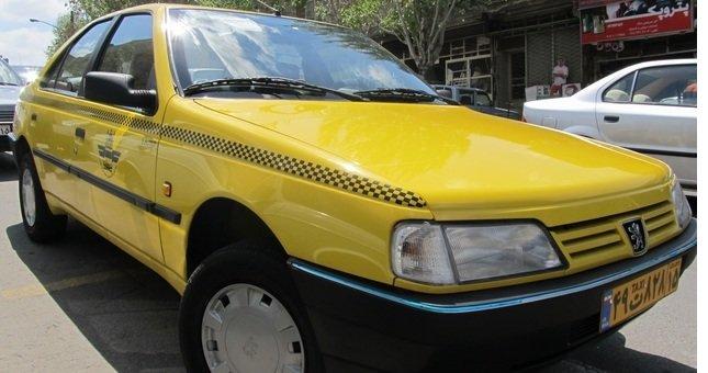واگذاری تعداد محدودی تاکسی سمندEF7 و پژو 405 بصورت نقدی