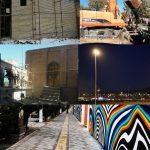 هفت پروژه شهرداری منطقه ۴ با هزینهای بالغ بر ۷۰ میلیارد ریال به بهرهبرداری رسید