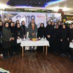 اختتامیه المپیاد ورزشی کارمندان بانوان شهرداری کلانشهر تبریز برگزارشد