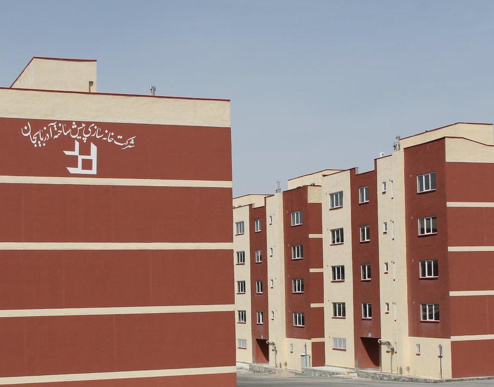 شرکت خانه سازی آذربایجان برای پیش فروش آپارتمان آگهی داد
