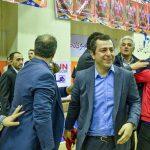 پیام تبریک مدیرعامل سازمان ورزش بعد از قهرمانی تیم بسکتبال شهرداری تبریز در لیگ برتر