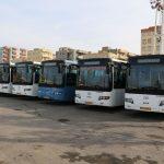 ۷۵ دستگاه اتوبوس جدید و نوساز وارد ناوگان حملونقل عمومی شد