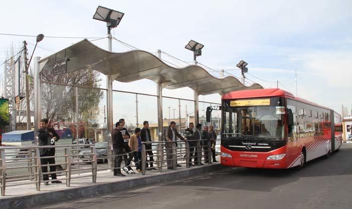ساعات کار ناوگان اتوبوسرانی تبریز افزایش می یابد