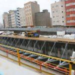 احداث شش ایستگاه قطارشهری واقع در محدوده منطقه پنج