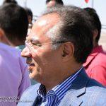 پیام تبریک شهرام دبیری به مناسبت قهرمانی تیم شهرداری تبریز در مسابقات لیگ برتر بسکتبال