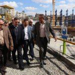 ضرورت تسریع در پروژه مشارکتی آیسان/ دغدغه شهرداری، معضلات ترافیکی مرکز شهر است
