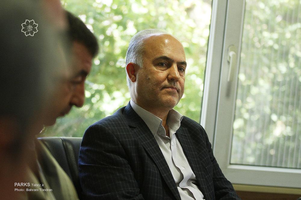 مدیرکل حراست از خانواده های شهدای اداره حراست شهرداری تجلیل کرد