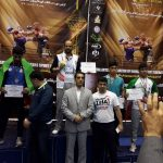 ملیپوش تبریزی، قهرمان مسابقات ورزشهای رزمی کارگران جهان شد
