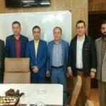 تقدیر فدراسیون کبدی آسیا از مدیرعامل سازمان ورزش شهرداری تبریز