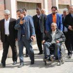 بازدید شهردار تبریز از پروژه عظیم بازآفرینی مقبرهالشعرا و دیدار با مسافران نوروزی