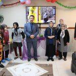 شهردار تبریز از سالمندان موسسه خیریه فیاضبخش عیادت کرد