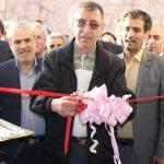 نمایشگاه صنایع دستی، هنری و سوغاتی عینالی گشایش یافت