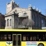 آماده سازی اتوبوسهای گردشگری برای میزبانی از میهمانان نوروزی