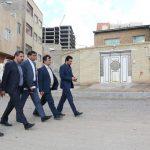پروژه مسیرگشایی خیابان حجتی به چایکنار در آستانه بهره برداری