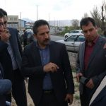 روان سازی ترافیک محدوده میدان معلم با اجرای طرح اصلاح هندسی
