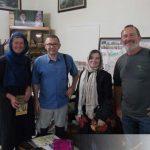 رکورد مراجعان گردشگران نوروزی به دفتر گردشگری منطقه ۸ شکست