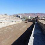 اجرای عملیات تملک رمپ و لوپ پل اتحاد ملی به طرف جاده ائل گلی