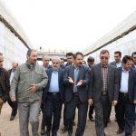 شهردار تبریز از پروژه های عمرانی میدان آذربایجان و مرکز همایش های بین المللی بازدید کرد