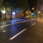 اصلاح و ترسیم علایم رانندگی شهری در سطح حوزه منطقه یک تبریز