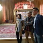اماکن تاریخی، گردشگری تبریز از نگاه اساتید نانوبیوتکنولوژی و نانو پزشکی چین