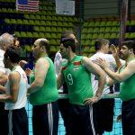 دومین روز از مسابقات لیگ جهانی والیبال نشسته در تبریز