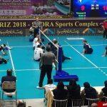 دومین برد روسیه درلیگ جهانی والیبال نشسته
