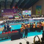 ۳ بازیکن ایرانی در جمع برترین های لیگ جهانی والیبال نشسته