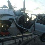 بروز تلفات جانی در حادثه رانندگی محور تبریز – صوفیان
