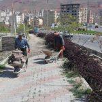 جداول و پیاده رومعابر با ۳۰ میلیارد ریال اعتبار بهسازی و مرمت می شود