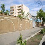 اجرای طرح های جدید زیباسازی در حوزه شهرداری منطقه ۷ تبریز