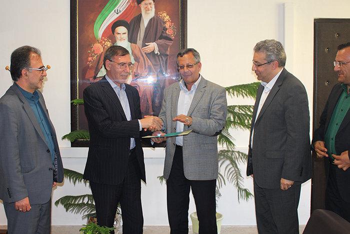 شمسالله فیروزیان ، مدیرعامل سازمان توسعه و عمران عینالی شد