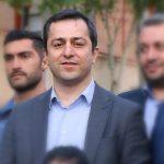 رحیمی عضو هیئت اجرایی کمیته ورزش دبیرخانه مجمع شهرداران کلانشهرها شد