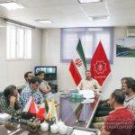 جلسه هماهنگی مرحله نیمه نهایی رده بزرگسالان جام تبریز ۲۰۱۸ برگزار شد