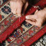 هنرمندان تبریز بیشترین خدمات رفوگری عتبات را انجام می دهند