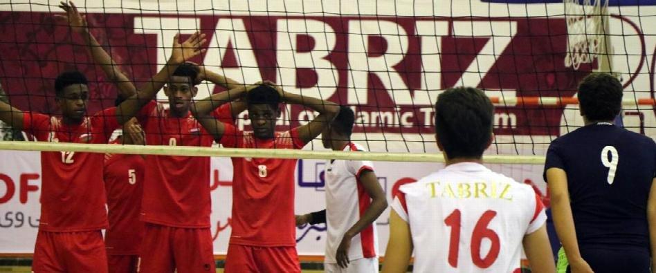 نتایج کامل دیدارهای روز نخست والیبال قهرمانی نوجوانان آسیا